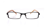 I-view 1511 Stainless Steel/ZYL Full Rim Kids Optical Glasses