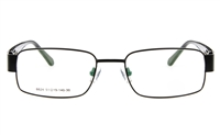 Dolce Luxy 6624 Stainless Steel Full Rim Unisex Optical Glasses