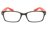 ATA F3012 Polycarbonate Unisex Full Rim Square Optical Glasses