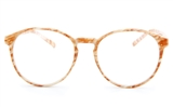 DGM 1219 Polycarbonate Unisex Full Rim Square Optical Glasses