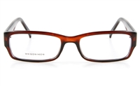 Poesia LO3019 Propionate Mens Full Rim Optical Glasses - Square Frame