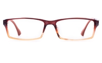 Poesia 7004 ULTEM Mens&Womens Square Full Rim Optical Glasses